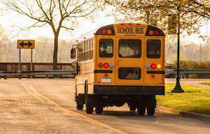 alcohol testing, Chicago school bus accident