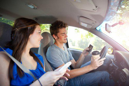 Illinois personal injury lawyer, Illinois wrongful death attorney, texting and driving,