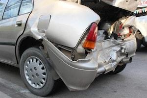 rear-end collision, Waukegan car accident, Waukegan car accident lawyer, Illinois car crash, car accident injuries