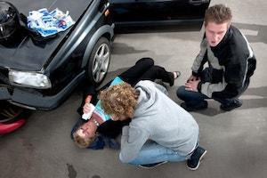 Good Samaritan Act, Lake County personal injury lawyer, render aid, car accident injuries, Car accident