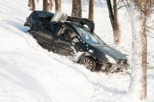 Lake County personal injury attorney, rear-end collisions, whiplash, winter weather driving, car crash injuries