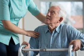 Protecting Elderly Loved Ones From Fall Injuries and Elder Abuse