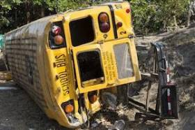 The Dangers of Serious Injuries in Bus Accidents