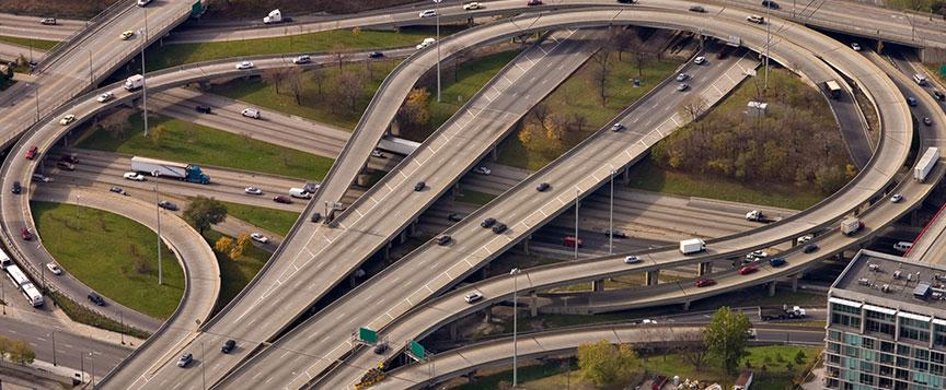 Illinois Tollway Crash Lawyer | Lake County Highway Car Accident
